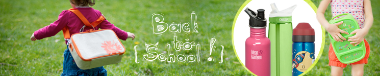 back to school lunchboxes, drink bottles, water bottles and stationery