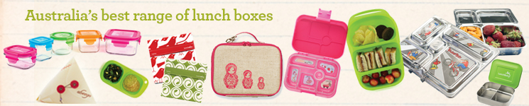 Australia's best range of lunch boxes at Biome
