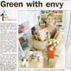 Green with envy : Westside News