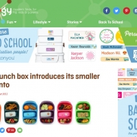 Goodbyn lunch box introduces its smaller sibiling Bynto