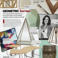 What's Hot - Geometric forms