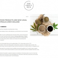 Hemp Food Products Are Now Legal In Australia & New Zealand
