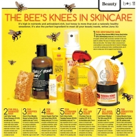 The bee's knees in skincare