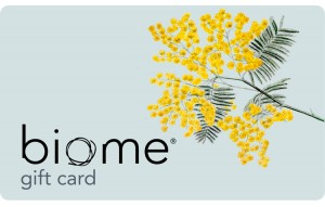 Biome Gift Voucher - Wattle
