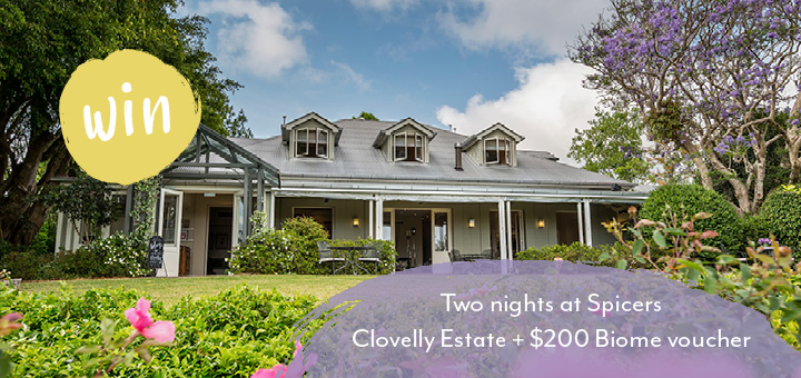 Win two nights at Spicers Clovelly Estate*