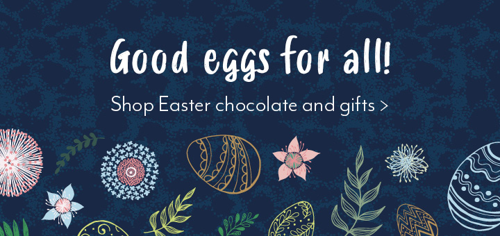Shop Easter chocolate and gifts
