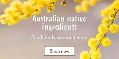 Australian native ingredients