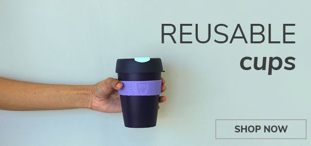 Reusable cups - shop now