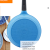 Neoflam nature+ 30cm non-stick frypan