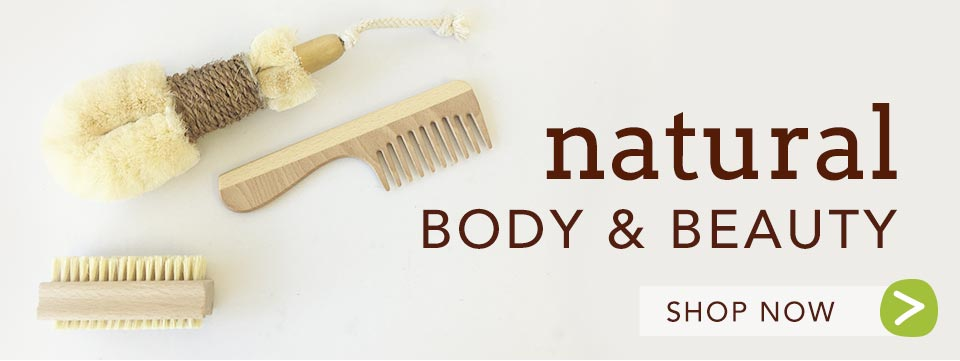 Natural and beautiful - shop now