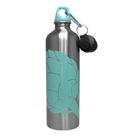 Cheeki 750ml water bottles - artichoke