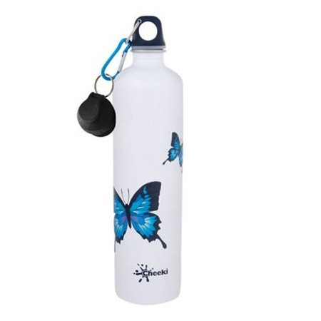 Cheeki 1 litre Stainless Steel Water Bottle - ulysses