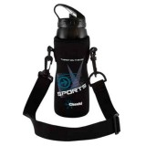 Cheeki 600ml sports pouch - black