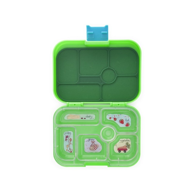 yumbox leak proof lunch box green australia buy online or brisbane store. Black Bedroom Furniture Sets. Home Design Ideas