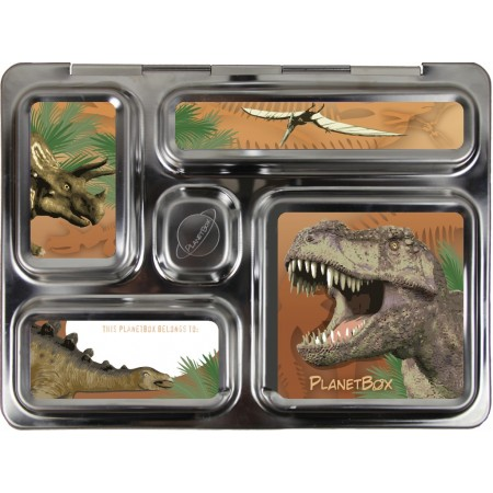 PlanetBox Rover complete kit - dinosaur