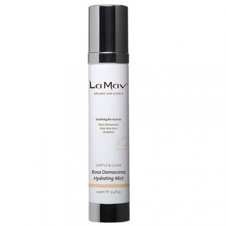 LaMav rosa damascena hydrating mist 100ml