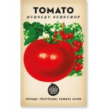 Heirloom seeds - tomato burley surecrop