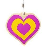 Buy Eco bag tag - heart
