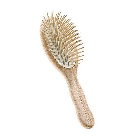 Acca Kappa wooden brush - oval