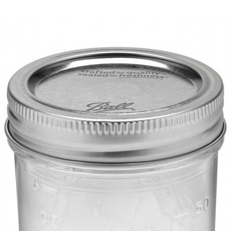 Ball mason canning lid with band - regular mouth (1)
