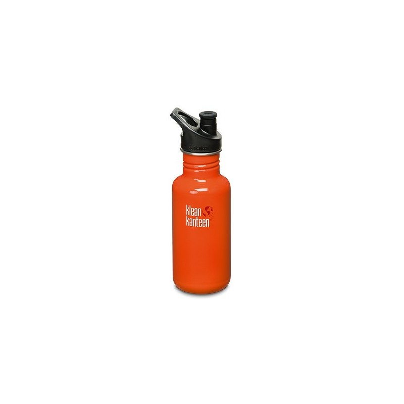 Klean Kanteen Classic 18oz 532ml Stainless Steel Water