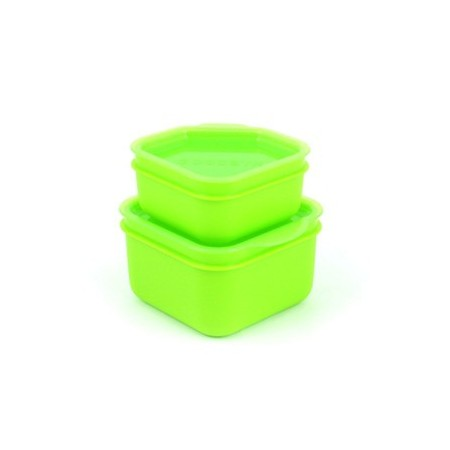 Goodbyn dipper set 2 leak proof containers - green