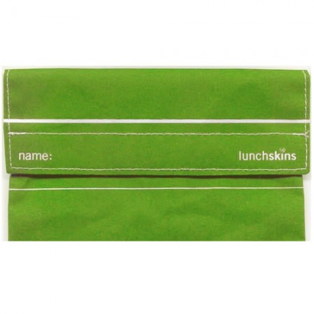 Lunchskins snack size - green solid