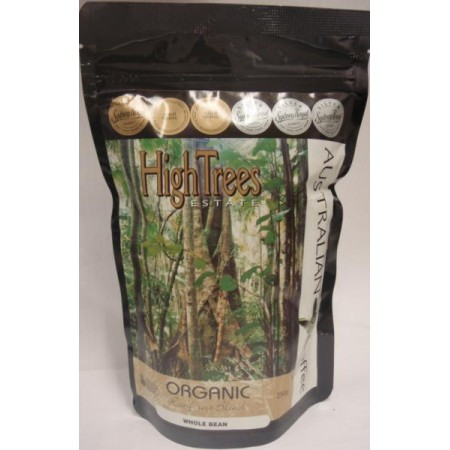 HighTrees Estate organic coffee (Byron Bay) 200g - plunger