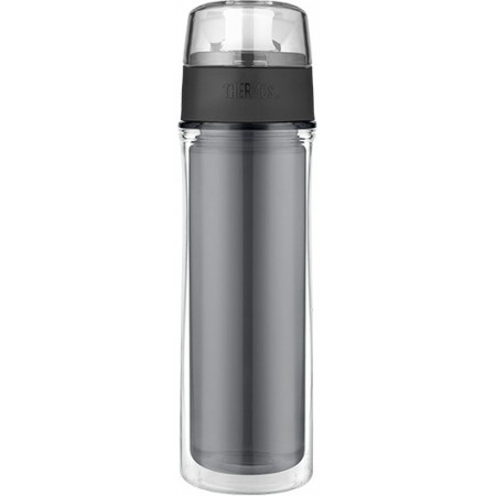 Thermos Tritan Insulated Water Bottle 530ml Smoke