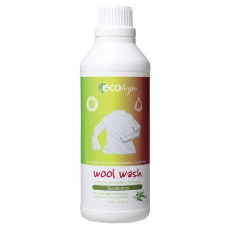 Ecologic eucalyptus wool wash