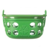 Lifefactory glass container 1 cup 240ml - grass green