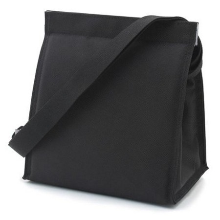 U Konserve insulated lunch bag - small black