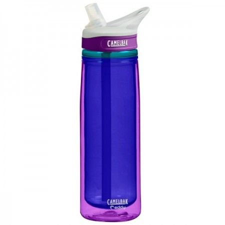 Camelbak 600ml insulated bottle eddy - hibiscus
