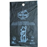 BioBag biodegradable dog waste bags (50) unboxed