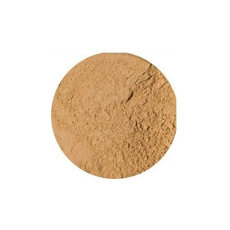 Eco minerals foundation powder 5g jar - perfection neutral sand