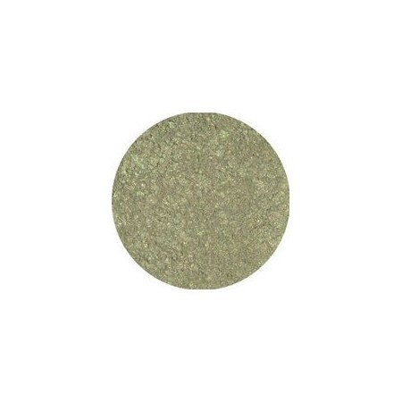 Eco minerals eyeshadow 1.5g jar - olive leaf