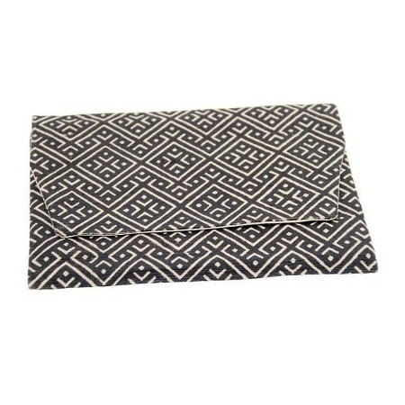 Dharma Door everything pouch - omkoi black small