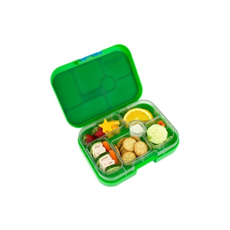 yumbox leak proof lunch box green biome. Black Bedroom Furniture Sets. Home Design Ideas