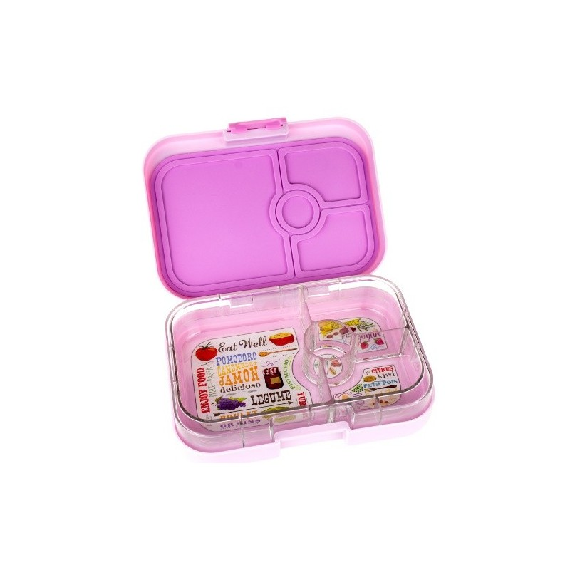 yumbox bento lunch box advance order panino pink lemonade australia buy online or brisbane store. Black Bedroom Furniture Sets. Home Design Ideas