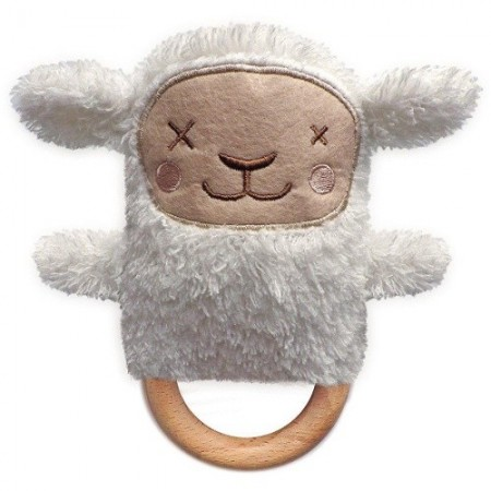 DINGaRING teething toy - sheryl sheep