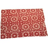 Dharma Door everything pouch - marrakesh ruby small