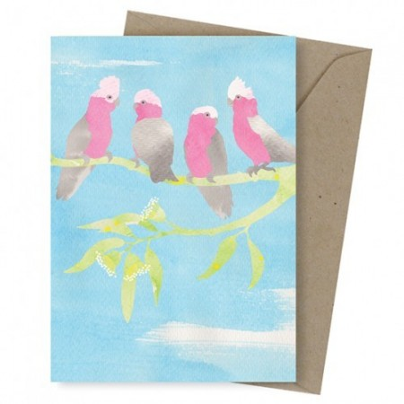 Earth Greetings greeting card - branch meeting