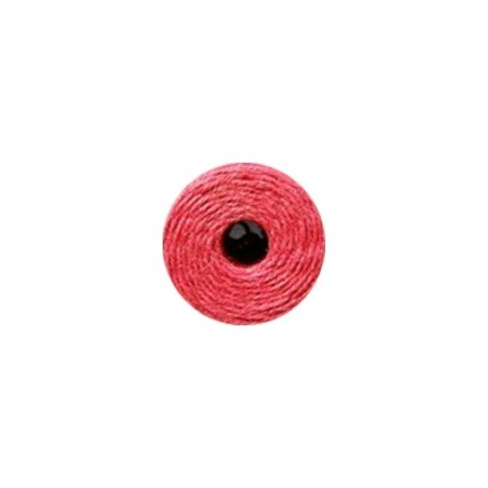 Tiddler jute twine small 16m - red