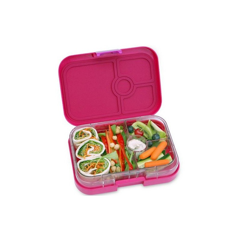 yumbox bento lunch box panino framboise pink australia buy online or brisbane store. Black Bedroom Furniture Sets. Home Design Ideas