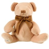 Maud n Lil organic cotton toy - cubby honey