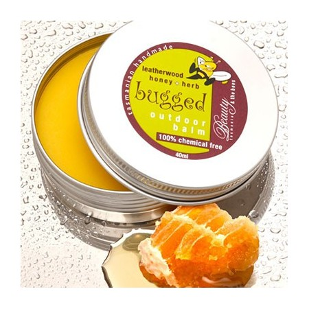 Beauty & the Bees Bugged Outdoor Balm