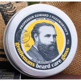 Gentleman's beard care gloss 40g tin by Beauty & the Bees