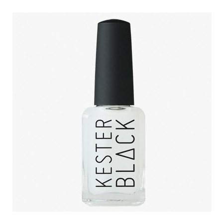 Kester Black 7 free nail polish - matte top coat