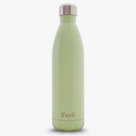 S'well insulated stainless steel bottle 750ml - seafoam