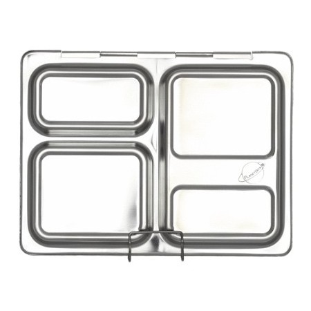 Planetbox Launch stainless steel lunchbox only